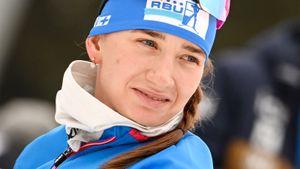 Первые «цветы» России на ЧМ по биатлону. Лидер сборной реабилитировалась после позора, но медаль упустила