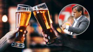 Евсеев рассказал опользе пива: «Это сплачивает команду иобъединяет игроков сруководством»