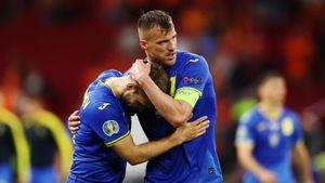 «В отличие от москалей, наши реально играли». Что пишут в соцсетях про первый матч Украины на Евро