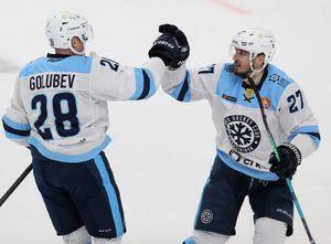 «Сибирь» нанесла «Трактору» 4-е поражение в сезоне