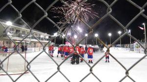 В Канаде провели 252-часовой благотворительный матч. Играли в -40°C, собрали $1,5 млн на борьбу с раком