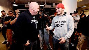 «Хабиб ушел бы вовремя, если бы сделал это сейчас». Тактаров — об отмене UFC 249