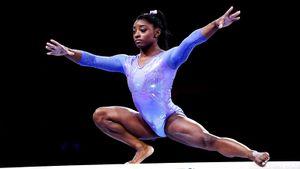Гимнастка Байлз переживает из-за переноса Олимпиады. Но американке разрешено употреблять психостимуляторы