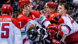 Сборная России круто зарубилась на Суперсерии. Победный гол канадец отметил в стиле Кузнецова