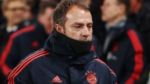 Флик заявил, что хочет уйти из «Баварии» по окончании сезона