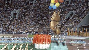Правда и мифы об Олимпийском Мишке: летал в космос, был сбит из ПВО, разрушил пивной ларек