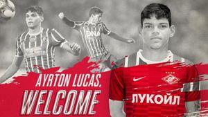 «Спартак» провернул первый крутой трансфер за долгое время. Этот бразилец посадит Комбарова на лавку