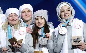 Серебро российских фигуристов! 4-й день Олимпиады 2018. Как это было