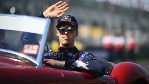 Квят ворвался в очки в первой гонке сезона Формулы-1. В Австралии он уделал даже «Ред Булл»
