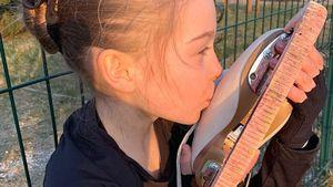 «О, боже, спасибо». 11-летняя ученица Плющенко Титова впервые вышла на лед после карантина и исполнила тройной флип