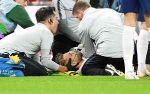 Шоу ударился головой о газон, потерял сознание и очнулся в раздевалке. Самая жуткая травма осени