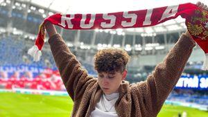 «Кто выиграет Евро? Россия!» Автор хита «Моя голова винтом» записал трек в поддержку сборной— мы с ним поговорили