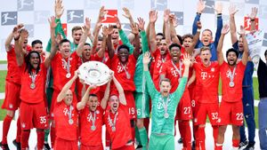 «Боруссия» билась до конца, но проиграла чемпионскую гонку. «Бавария» снова берет Бундеслигу