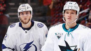 Бывшие игроки СКА заполонили НХЛ. Кныжов и Волков не попадали в состав в Питере, теперь они — в лучшей лиге мира