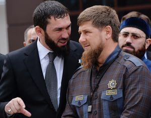 Президент «Ахмата» взял пример с Кадырова и побрился налысо