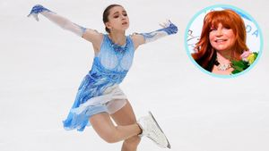 Бестемьянова: «Похвала в адрес Валиевой — не просто хвалебные оды. Она действительно очень хороша, она прекрасна»