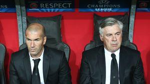 «Реал» объявил о назначении Анчелотти на пост главного тренера