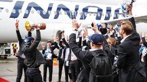 Менеджер сборной Финляндии: «Игроки неломали кубок запобеду вЧМ, это копия, иунее небыло дна»