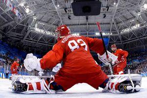 Сборная России разгромила США и вышла в четвертьфинал Олимпиады-2018
