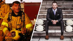 Лучший тяж UFC Миочич: работает пожарным, прикалывается над женой и становится успешнее Емельяненко