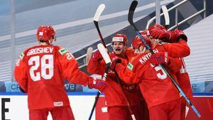 Сборная России разгромила аутсайдера в последнем проходном матче на МЧМ в Канаде. Как это было