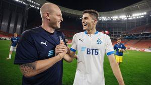 Похоже, молодого русского футболиста хочет «Барселона». 18-летний Захарян впечатлил не только РПЛ— еще и Европу