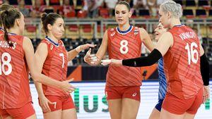Россия мимо полуфинала ЧЕ по волейболу. Наши не справились с итальянской нигерийкой и нервами