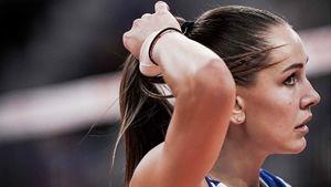 «Не понимаю, зачем она так громко кричала?» Лидер русских волейболисток о выбитых зубах турчанки и 1/4 с Бразилией