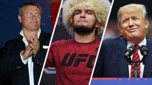 «Непонимаю, зачем Россия помогаетСША. Нам-то никто непоможет». Тактаров— оХабибе, коронавирусе иТрампе