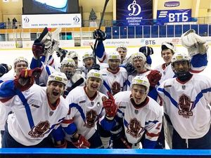 Худшая команда МХЛ впервые выиграла после позорной серии из 46 поражений с 330 пропущенными голами