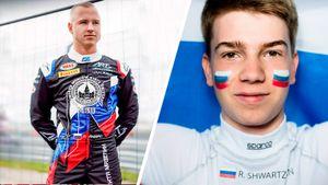 Победный российский дубль в Формуле-2: Роберт Шварцман выиграл спринт в Бахрейне, Никита Мазепин — второй