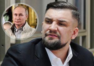 Баста: «Спросил бы у Путина, когда он уже уйдет на пенсию»