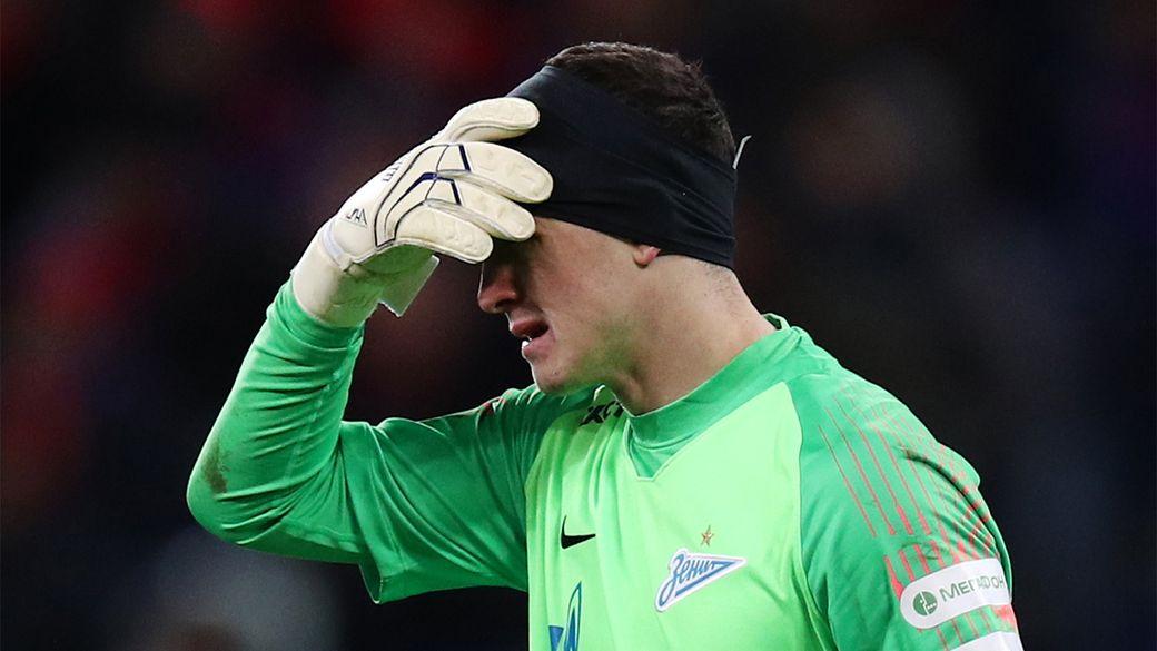 В сборной России объяснили, почему не имеющий игровой практики Лунев попал в окончательный состав