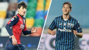 «2 потрясающих игрока». Миранчук и Шомуродов блистают в Италии: у одного ассист, у другого — дубль