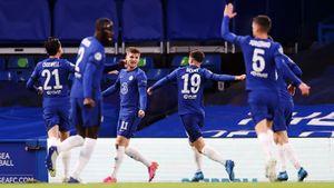 «Челси» в ответном матче победил «Реал» и вышел в финал Лиги чемпионов