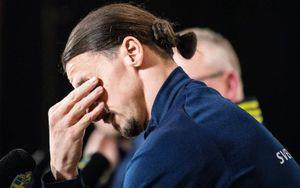 Златан Ибрагимович заплакал, рассказывая о реакции сына на его возвращение в сборную Швеции