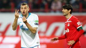 Геркус — о несостоявшемся переходе Дзюбы в «Локомотив»: «Артем и «Зенит» были согласны, мы с Семиным были за»
