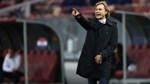 Карпин начал с ничьей в «Лужниках», Россия— Хорватия 0:0. Как это было