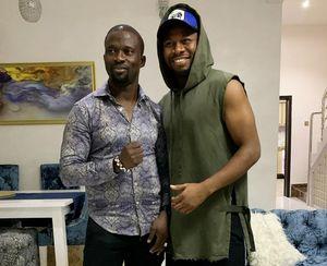 Футболист «Динамо» Игбун выгнал изквартиры друга, выдававшего себя занего