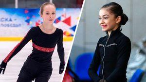 12-летняя фигуристка Берестовская сделала 2 четверных на КР. Но судьи отдали победу ученице Тутберидзе Петросян