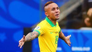 Главная звезда-ноунейм сборной Бразилии на Копа Америка. Соарес заставил забыть о Неймаре