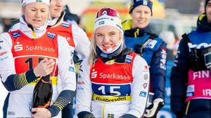 Шведские лыжники ибиатлонисты втайне провели гонку вЭстерсунде. Федерация нерекомендовала это делать