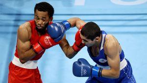 Есть первое золото России в боксе! В финале Батыргазиев не давал американцу спокойно вздохнуть
