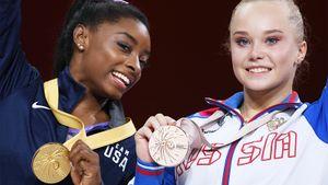 Гимнастка Мельникова: «Байлз невозможно победить. Когда выходишь бороться за 2-е место, это бьет по психологии»