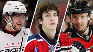 Кем были звезды НХЛ 10 лет назад. Свечников ходил вшколу, аОвечкин стал капитаном «Вашингтона»
