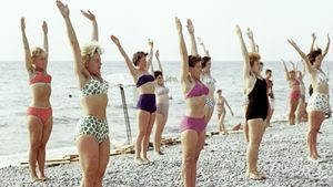 Как выглядели советский фитнес и ЗОЖ: ностальгические фото