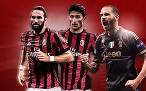 «Ювентус» и «Милан» провернули грандиозный обмен. Серия А продолжает сходить с ума