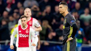 Роналду опять забожил в Амстердаме. Но «Аякс» отвозил «Ювентус» еще наглее, чем «Реал»