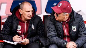 Из «Рубина» ушел сильнейший тренер вратарей России. Он снял фильм и чуть не привез в Казань Буффона