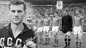 Не стало Виктора Понедельника. Он был последним футболистом, который выигрывал вместе с СССР первый Кубок Европы